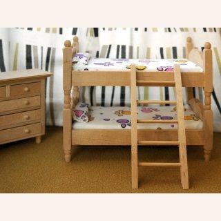 Kinderzimmer holz  Kinderzimmer 4tlg. Holz im Dresdner Puppenhaus, 27,50 €