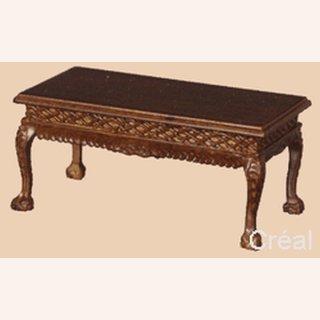 Tisch Aus Walnuss Im Dresdner Puppenhaus 2580