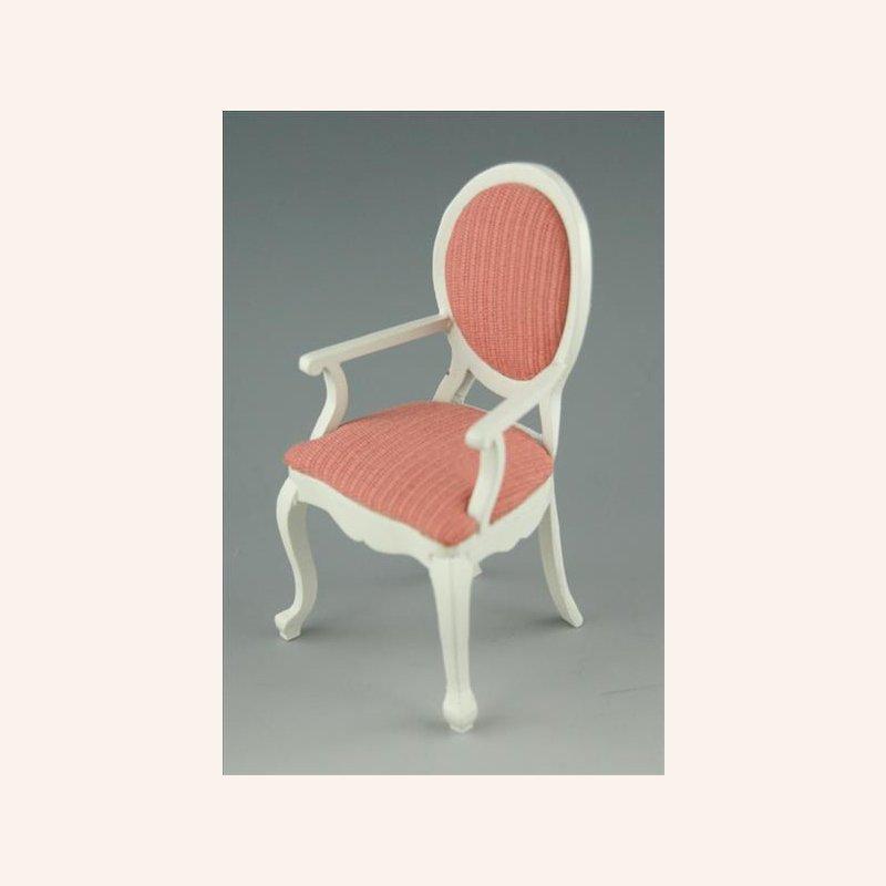 gepolsterter stuhl mit armlehnen im dresdner puppenhaus 13 00. Black Bedroom Furniture Sets. Home Design Ideas