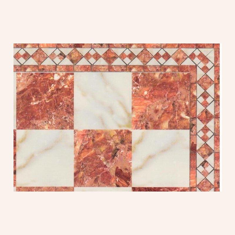 marmorfliesen rot wei im dresdner puppenhaus 6 90. Black Bedroom Furniture Sets. Home Design Ideas