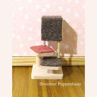 kratzbaum f r katzen im dresdner puppenhaus 13 50. Black Bedroom Furniture Sets. Home Design Ideas