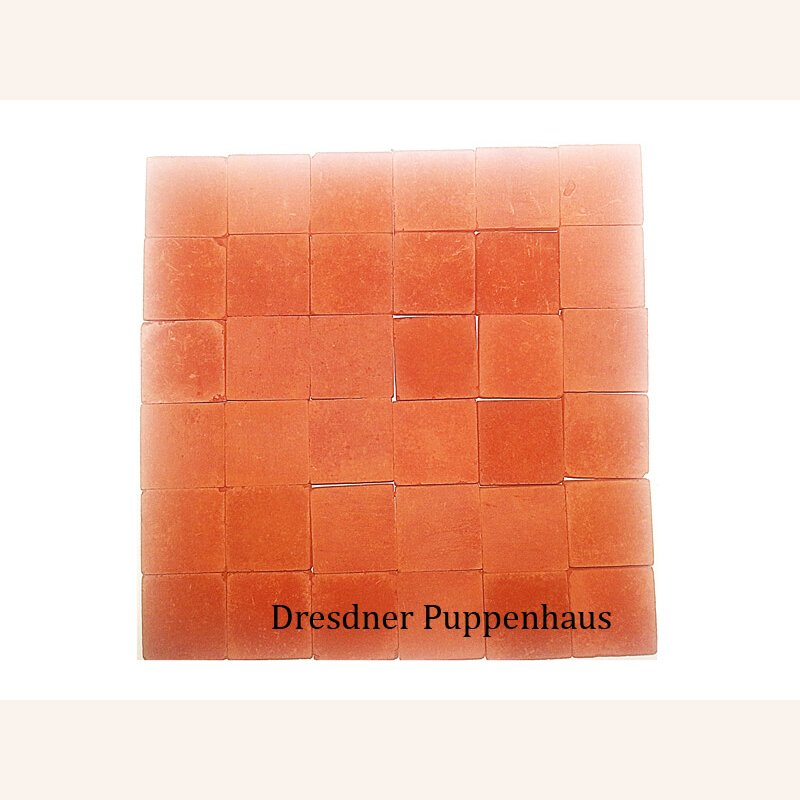 Terracotta Fliesen echte terracottafliesen 36 st im dresdner puppenhaus 13 20