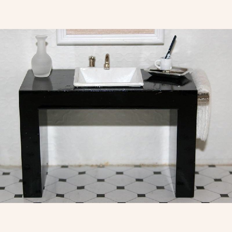 Moderne Weiße Küche Im Dresdner Puppenhaus 48 00 €